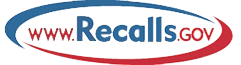 recalls.gov logo