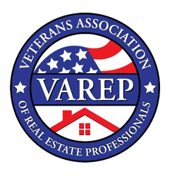 veterans association of real estate professionals VAREP small logo