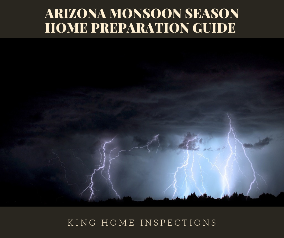 Arizona Monsoon Season Home Preparation Guide