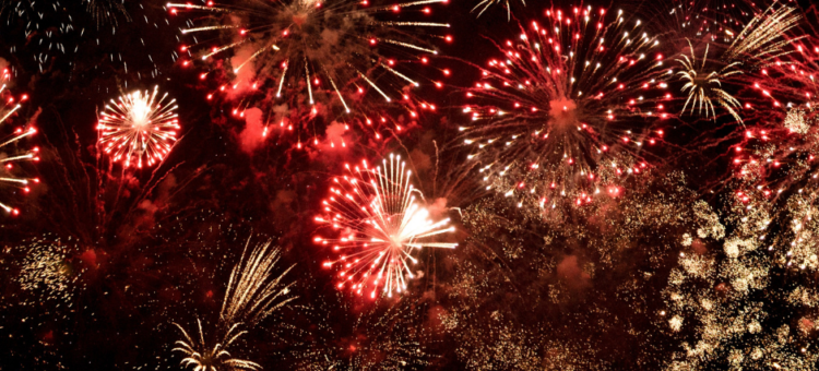 July 4th Fireworks Shows