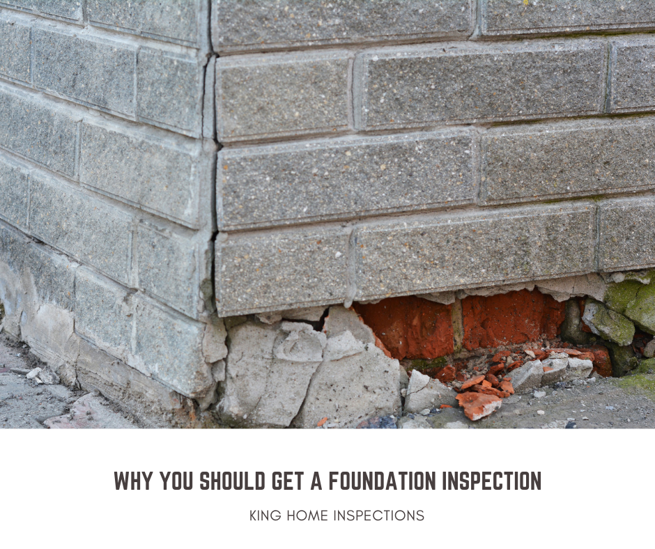 Why You Should Get a Foundation Inspection